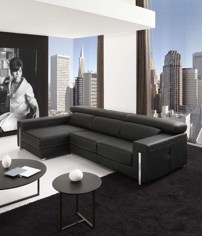 sofa de piel carmen
