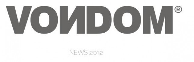 novedades del mobiliario para exterior e interior de VONDOM 2012