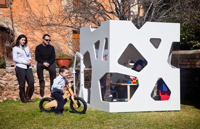 Casa para ni os exterior kyoto junior en oferta muebles for Oferta casita jardin ninos