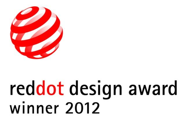 premio red dot award 2012