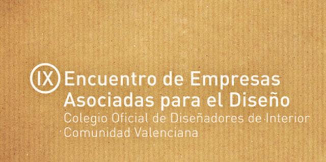 Mañana IX Encuentro Empresas Asociadas para el Diseño