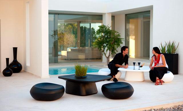 Vondom, muebles modernos para jardines y terrazas