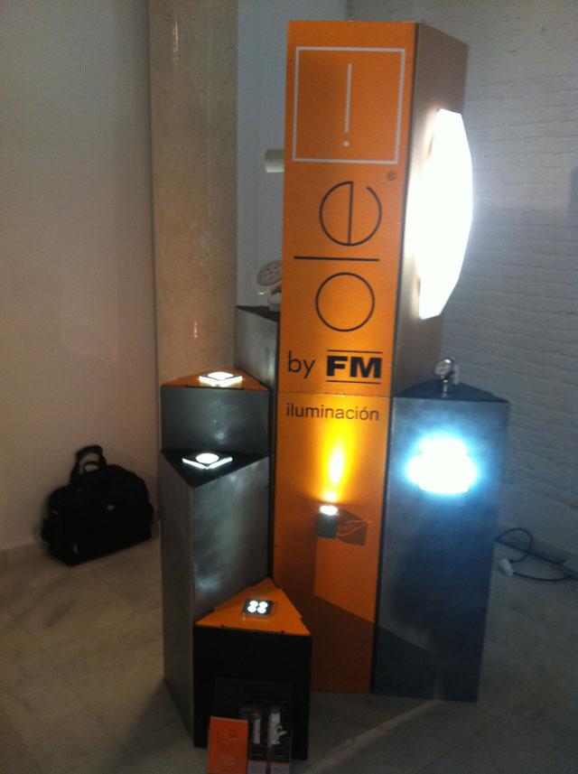 Empresa lamparas led OLE by fm
