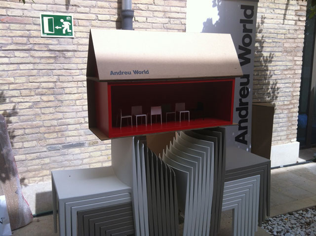 Andreu World diseñador de mobiliario moderno