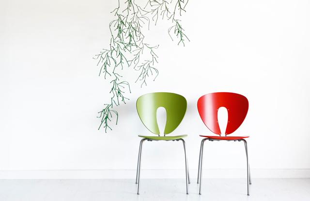 Catálogo sillas colección Globus de STUA