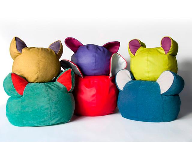 Comprar online puffs diseño Gegant