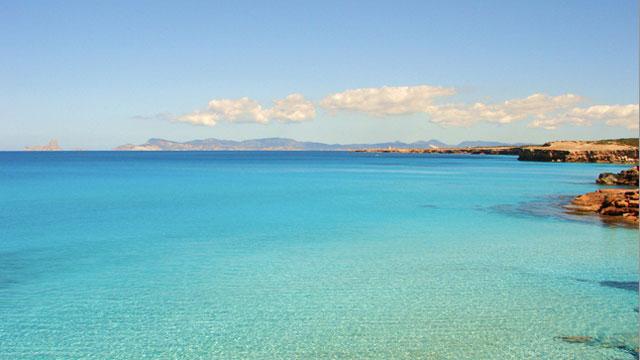Paraíso isla Formentera