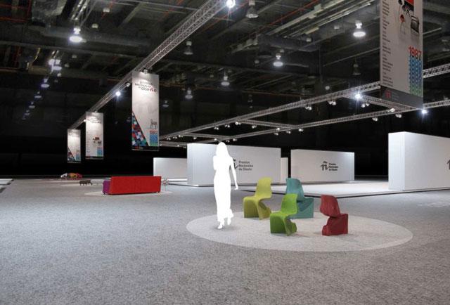Mobiliario moderno Feria Hábitat