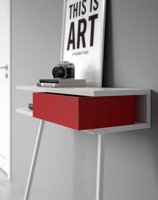 Comprar online mueble auxiliar recibidor Arlex