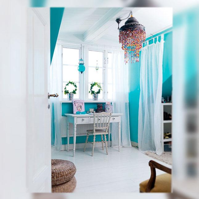 decoracion de casa de verano