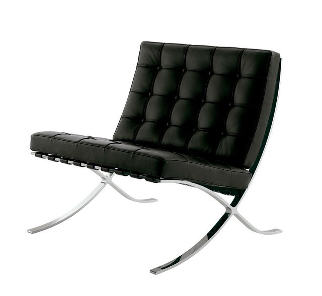 Catálogo muebles diseño de L. Mies van der Rohe