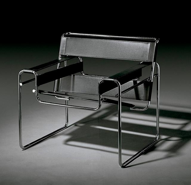 Comprar online sillón de diseño histórico de Breuer