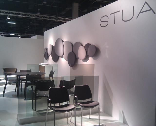 Exposición silla moderna Laclasica