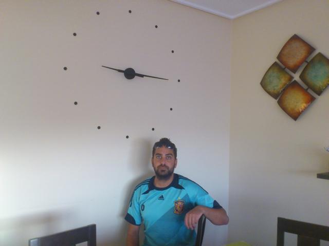 Sorteo reloj de pared OJ de Nomon