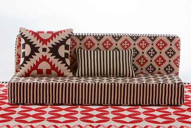 Catálogo online alfombras diseño y pufs GAN