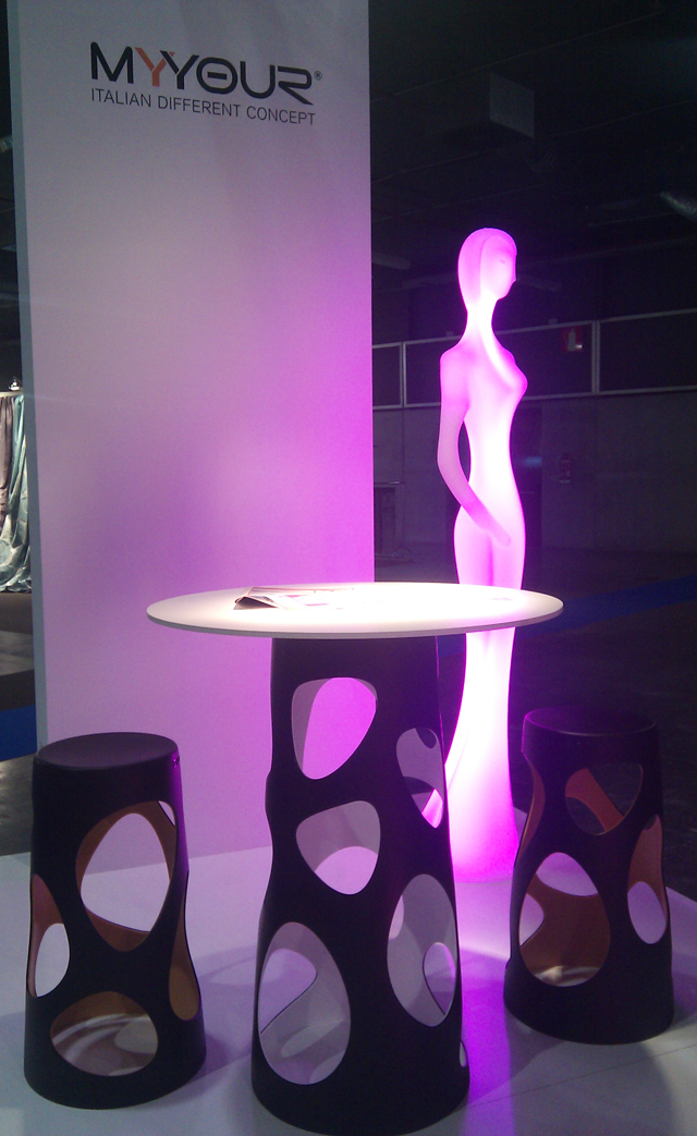 Stand muebles exterior Myyour