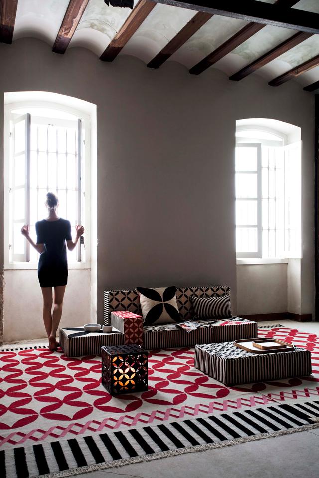 Catálogo online alfombras gan, pufs, cojines gan