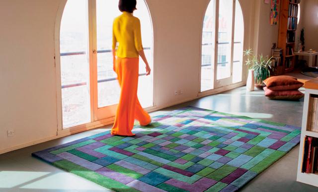 Comprar online alfombra diseño Sybilla