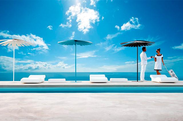 Parasol diseño Gandia Blasco