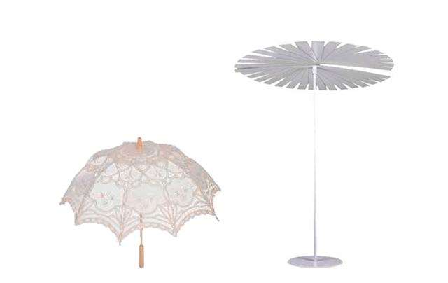 Tienda online sombrilla diseño