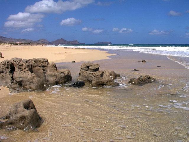 playas isla de Madeira y Porto Santo