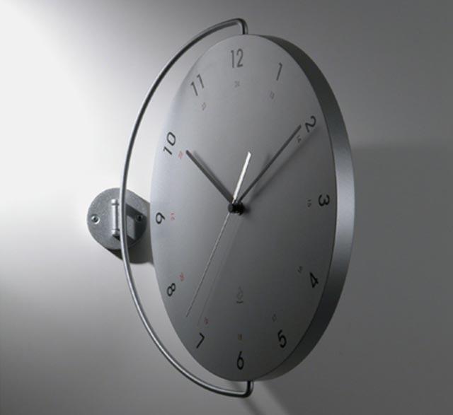 Reloj pared Tour de Progetti