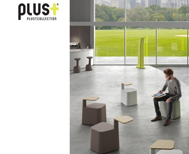 Plust diseña silla Sat