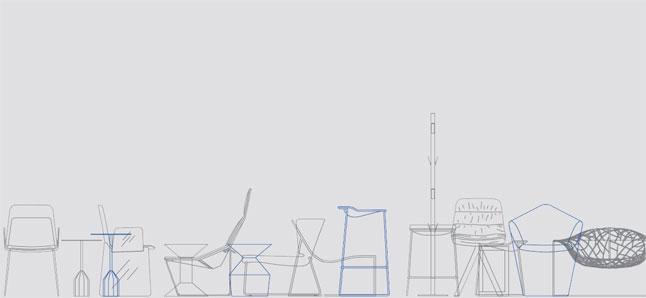 Catalogo muebles de Viccarbe
