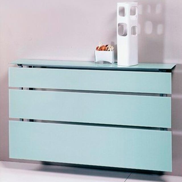 El mueble cubreradiador que decora la casa for Muebles para cubrir radiadores