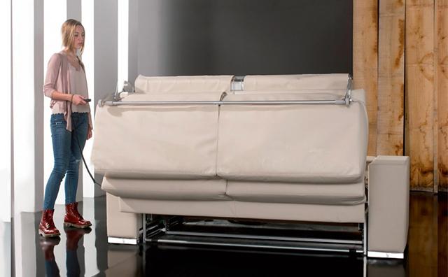 Gran variedad de sof s cama muebles cama y pufs cama for Sofas de calidad en madrid