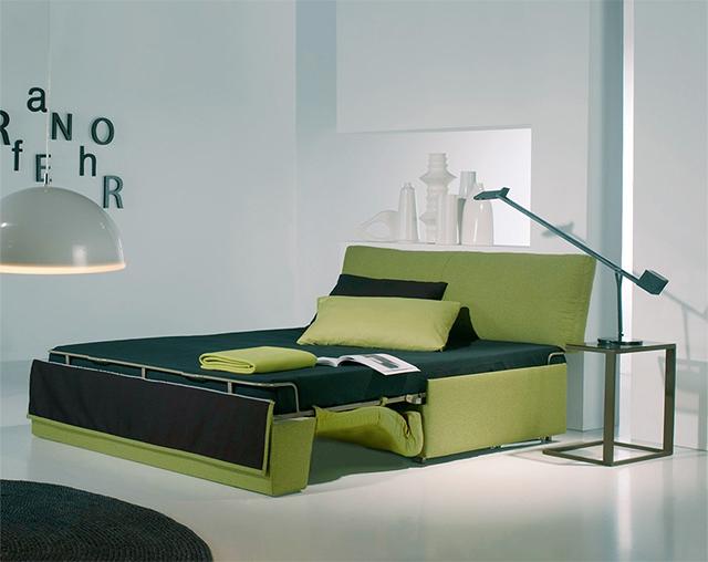 Gran variedad de sofás cama, muebles cama y pufs cama. - Lluesma ...