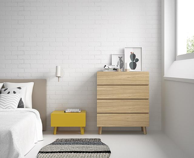 Muebles Verge diseño Odosdesign