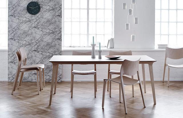 silla de madera de roble laclasica de stua