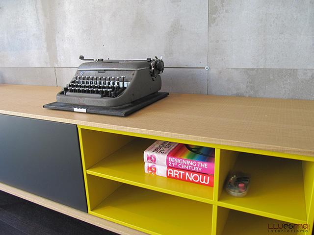 Muebles Treku moderno