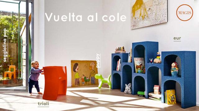 Muebles infantiles magis