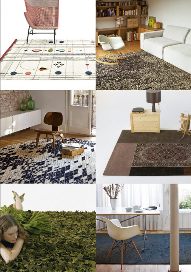 Colección alfombras Nanimarquina oferta