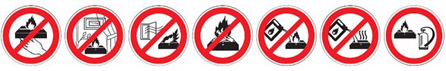 Seguridad chimeneas de bioetanol