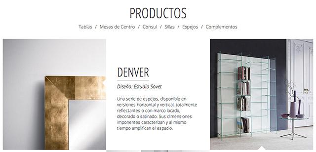 Sovet, nueva web y nuevos muebles