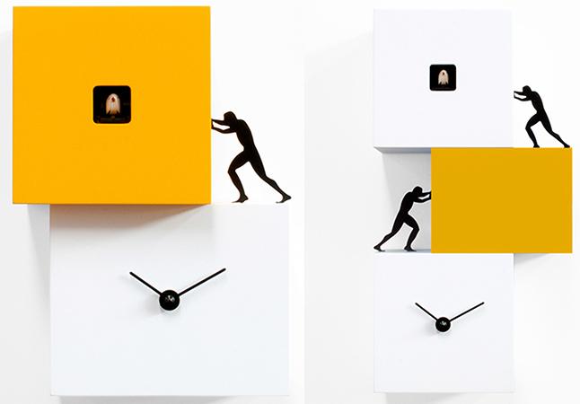 Reloj Stong de Progetti