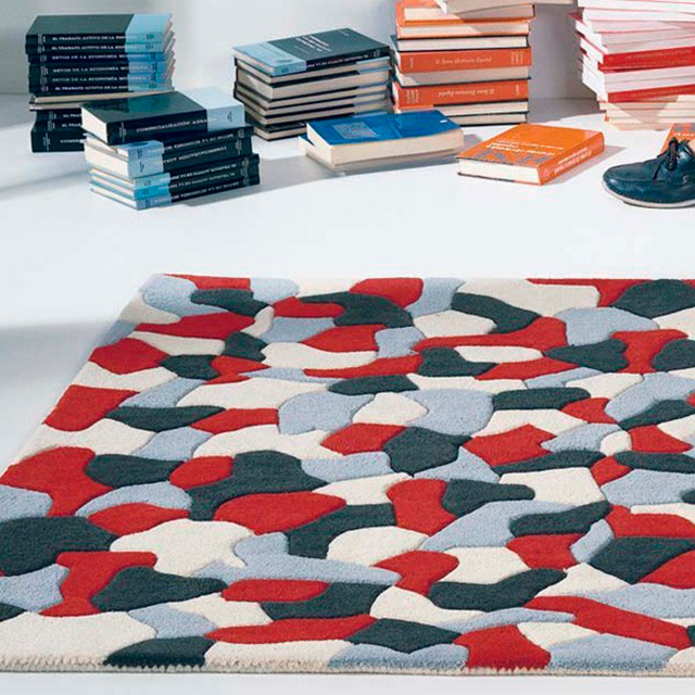 Alfombras online baratas awesome alfombra de algodn y - Alfombras de pasillo modernas ...