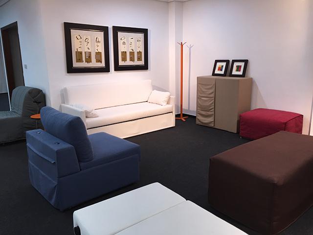 Mueble cama moderno