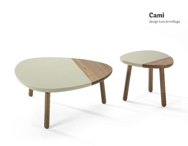 Mesa de centro Cami de Kendo mobiliario