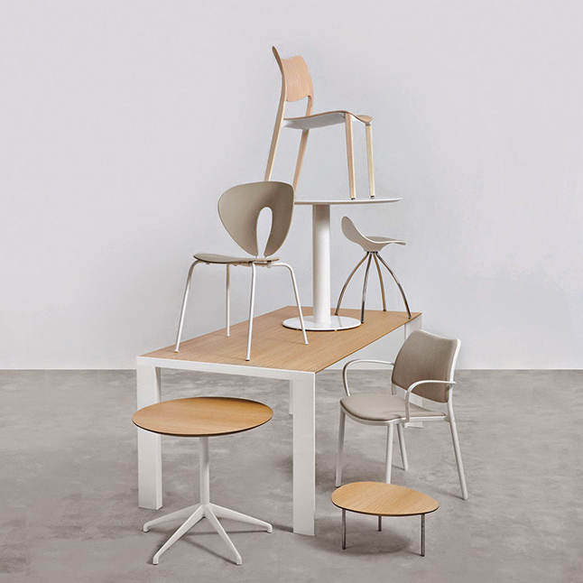 mobiliario de diseño de stua