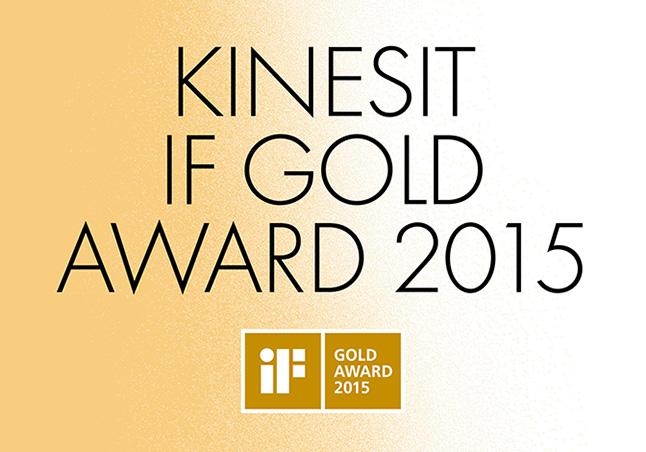 Premio IF Gold Award