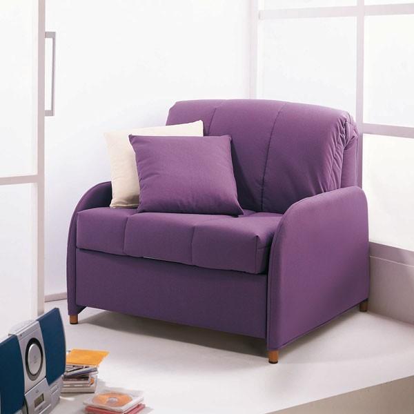 Sof s cama para espacio reducidos lluesma interiorismo for Sillon cama pequeno