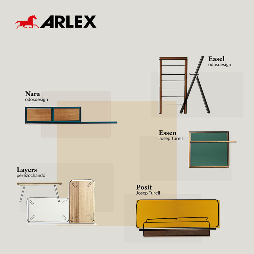 Novedades 2015 Arlex
