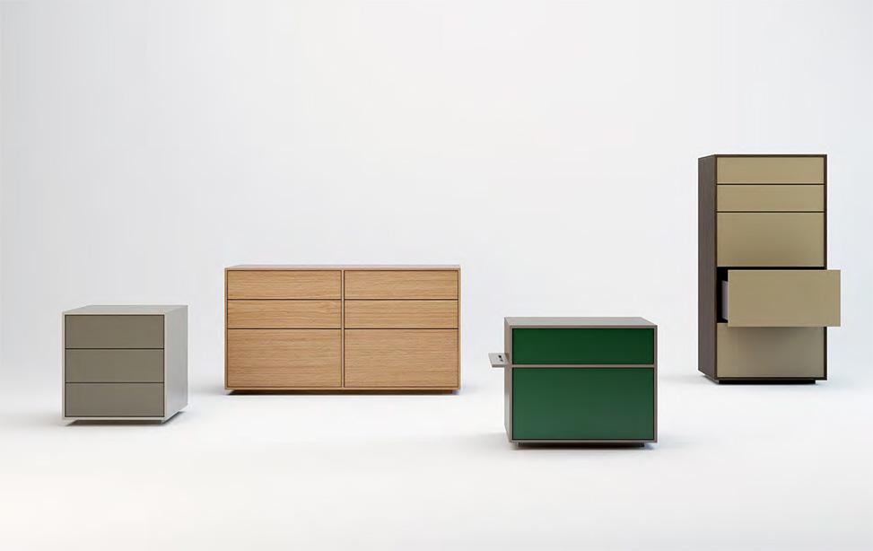 Mesitas y mobiliario dormitorio Essen