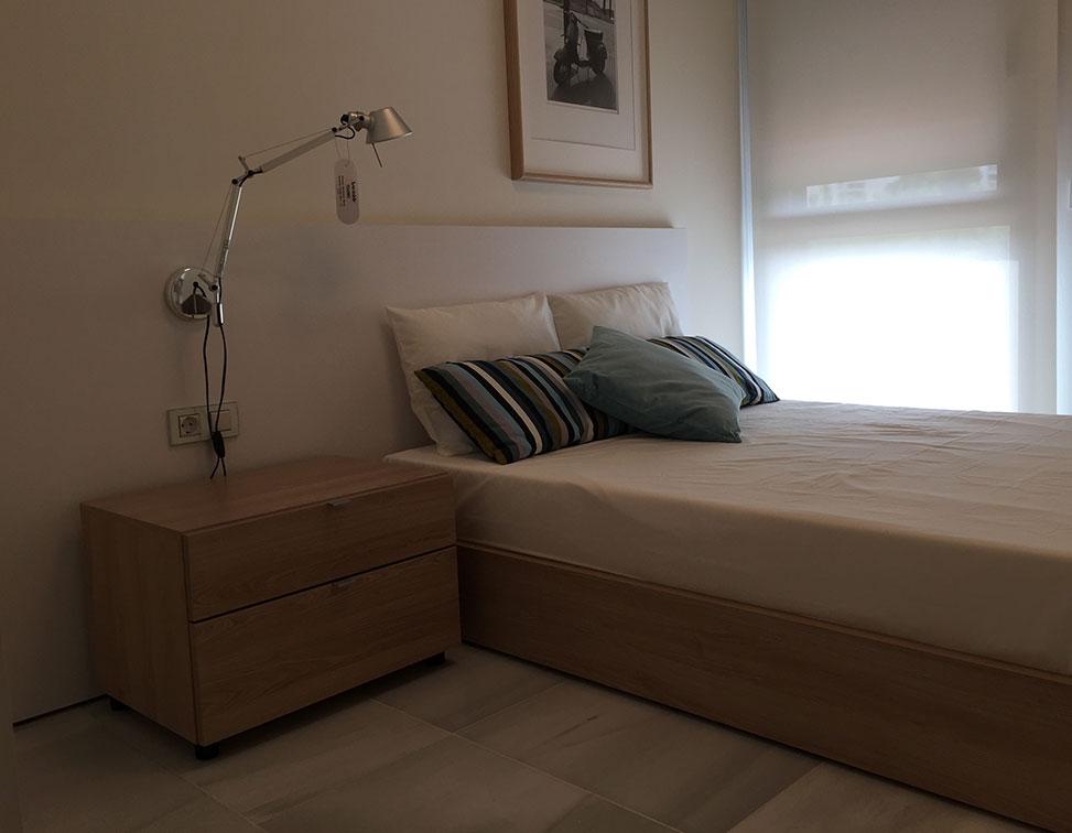 Dormitorio juvenil moderna