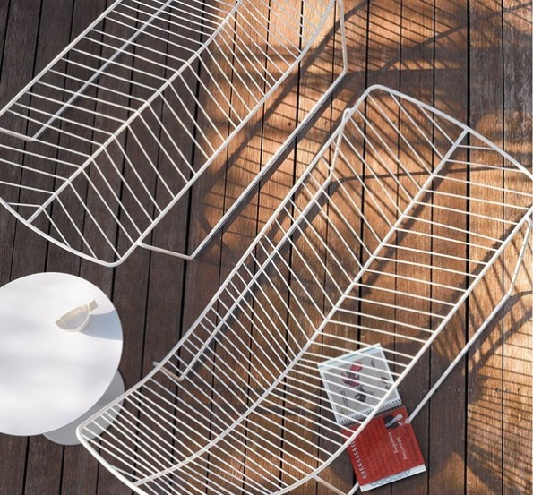 Tumbonas de diseño - Muebles Lluesma