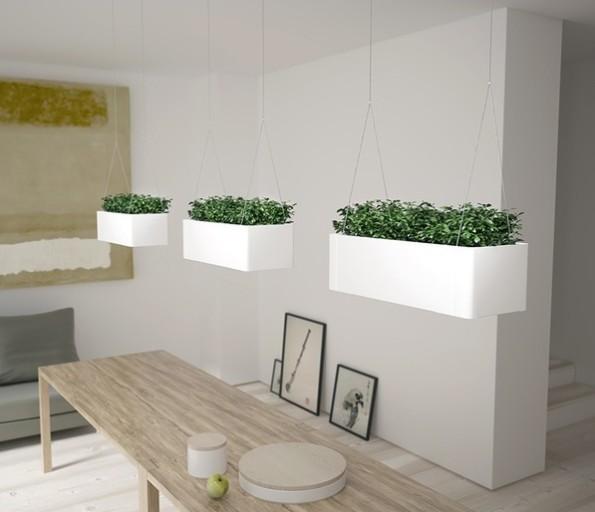Maceteros de diseño - Muebles Lluesma - Systemtronic